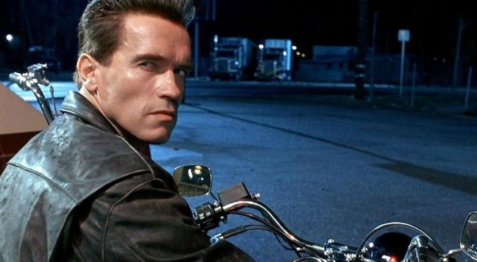 Terminator 2 3D Start
