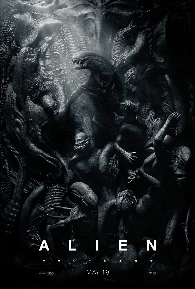 Alien Covenant deutscher Trailer & Poster