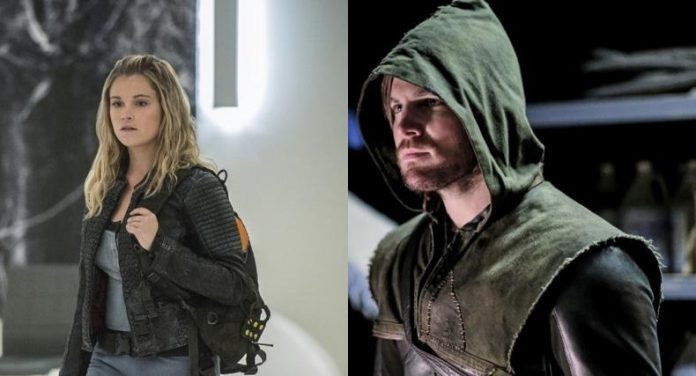 Arrow The 100 Staffel 4 Quoten