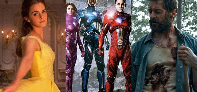 Box-Office USA: Die Schöne und das Biest wehrt Power Rangers ab, Logan knackt $200 Mio