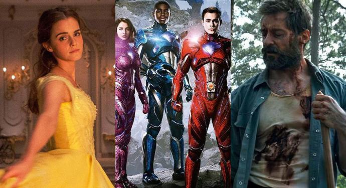 Die Schöne und das Biest Power Rangers Box Office