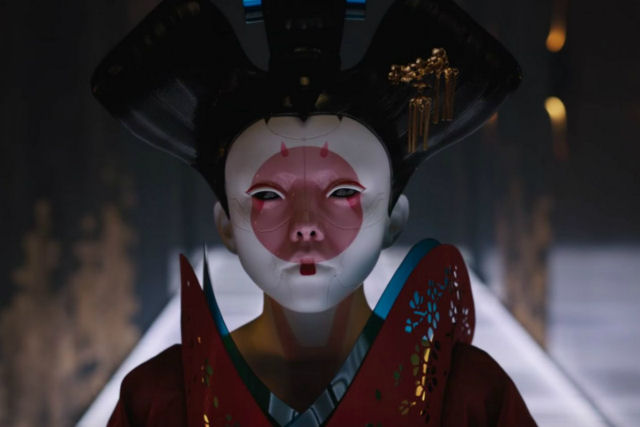 Ghost in the Shell (2017) Filmbild 3