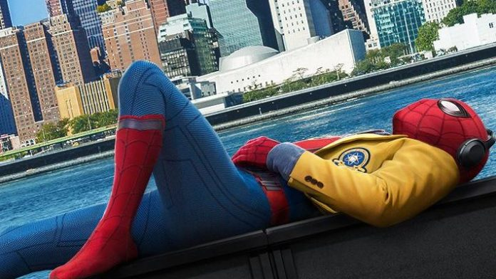 Spider Man Homecoming Trailer Poster
