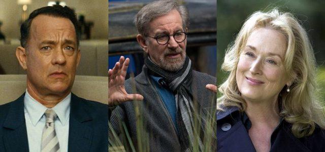 Steven Spielberg dreht mit Tom Hanks und Meryl Streep