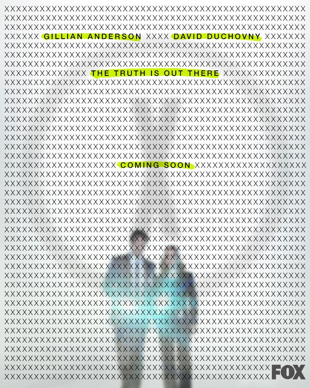 Akte X Season 11 Poster