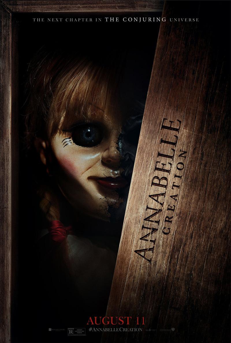 Annabelle 2 Trailer & Poster