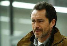 The Nun Demian Bichir