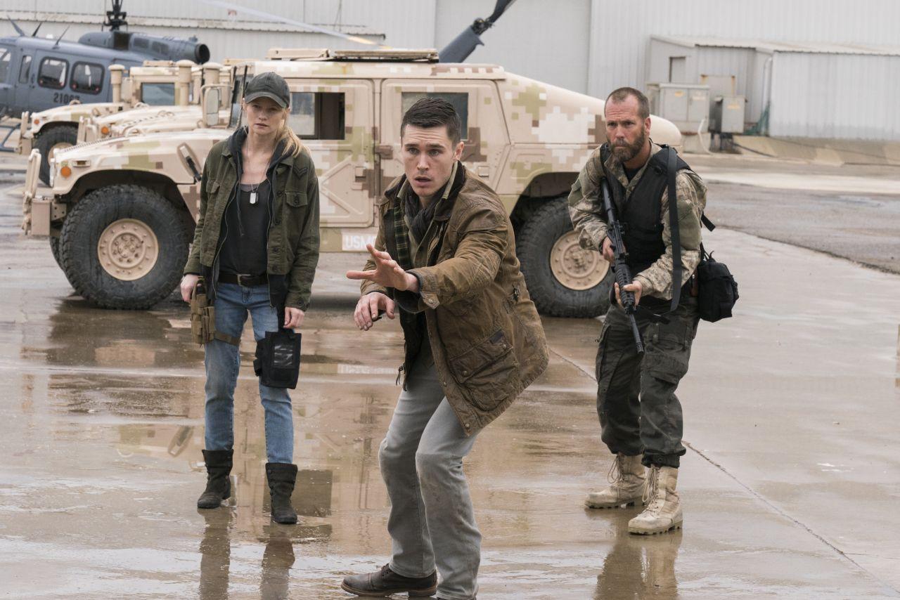 Fear the Walking Dead Staffel 3 Start Foto 5