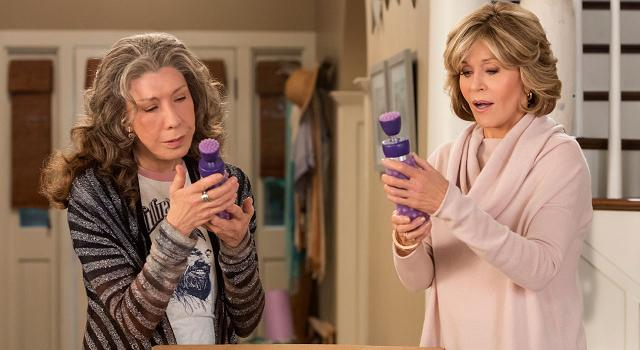 Grace and Frankie Staffel 4