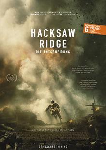 Hacksaw Ridge - Die Entscheidung (2016) Blu-ray-Kritik