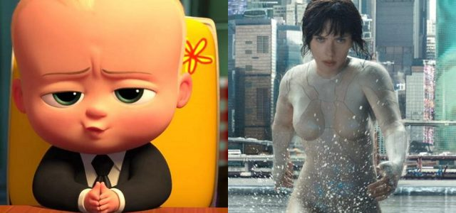 Box-Office USA: The Boss Baby triumphiert, Ghost in the Shell floppt