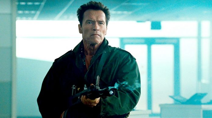 The Expendables 4 Arnold Schwarzenegger
