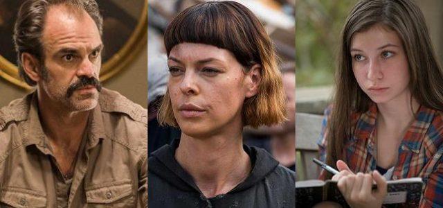 """The Walking Dead"" befördert drei Darsteller zur Hauptbesetzung in Staffel 8"