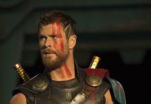 Liam Hemsworth Thor