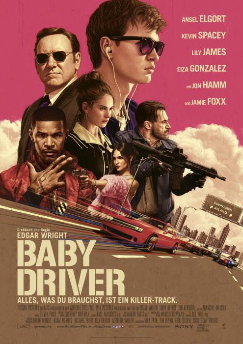 Baby Driver (2017) Kritik