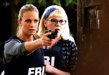 Criminal Minds Kristen Vangsness AJ Cook