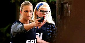 Criminal Minds Kristen Vangsness AJ Cook