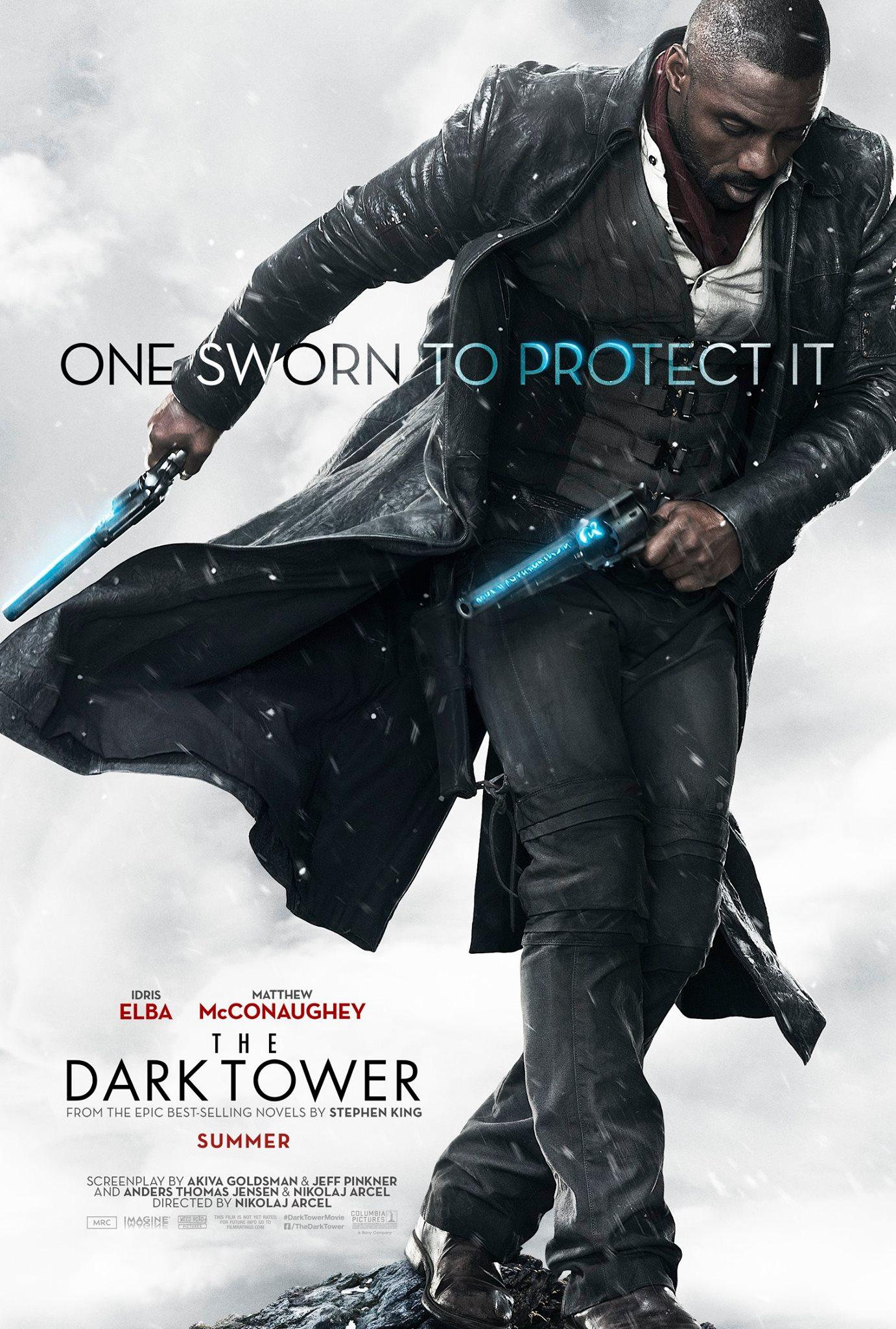 Der dunkle Turm Trailer & Poster 2