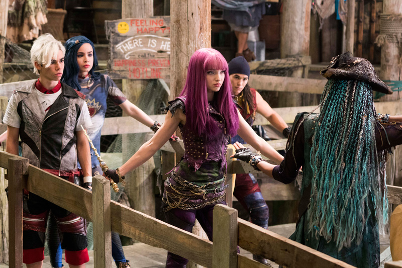Descendants 2 Trailer & Bilder 1