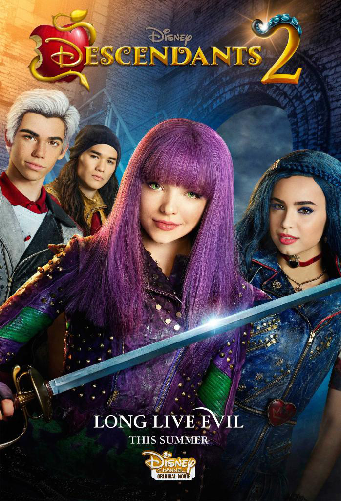 Descendants 2 Trailer & Poster 1