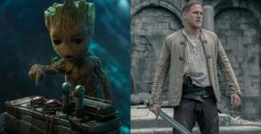 Guardians of the Galaxy Vol 2 King Arthur Box Office