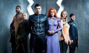 Inhumans Cast Foto