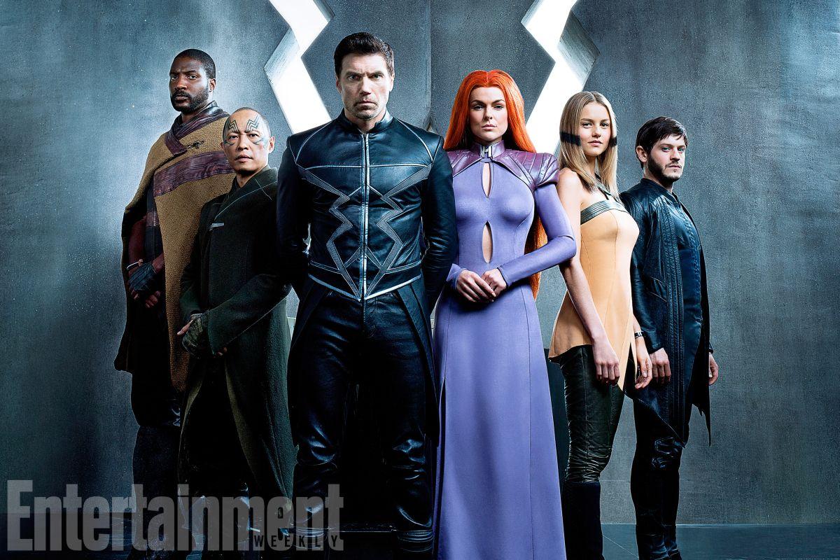 Inhumans Cast Foto 1