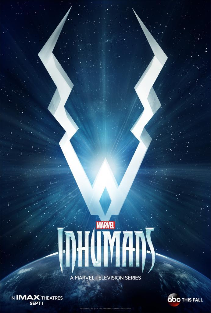 Inhumans Cast Foto & Poster