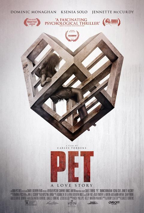 Pet (2016) Blu-ray-Kritik