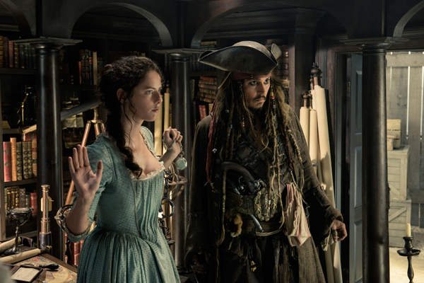 Pirates of the Caribbean Salazars Rache (2017) Filmbild 3