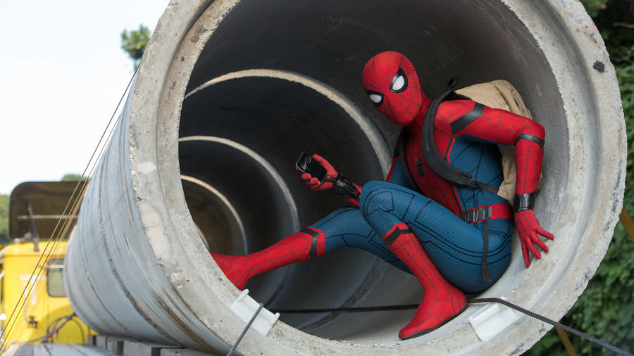 Spider Man Homecoming Clip Foto