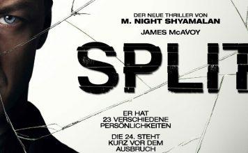 Split (2016) Filmkritik