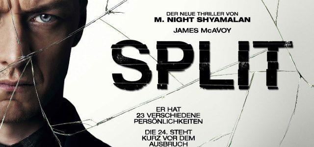 Split (2016) Blu-ray-Kritik