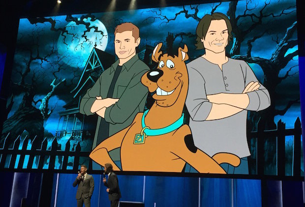 Supernatural Staffel 13 Scooby Doo Upfronts