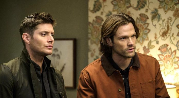 Supernatural Season 12 Quoten