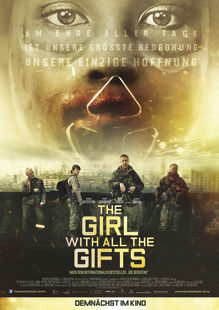 The Girl with All the Gifts (2016) Blu-ray-Kritik