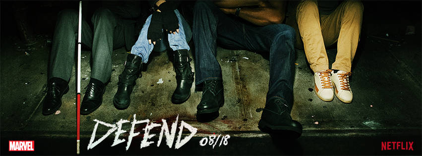 The Defenders Trailer & Banner