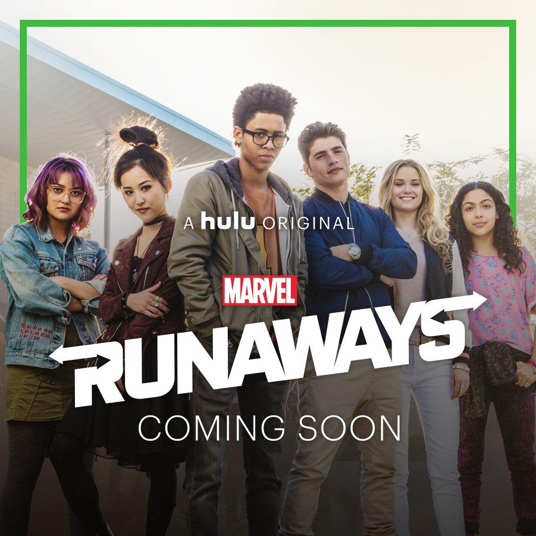 Runaways Cast Foto
