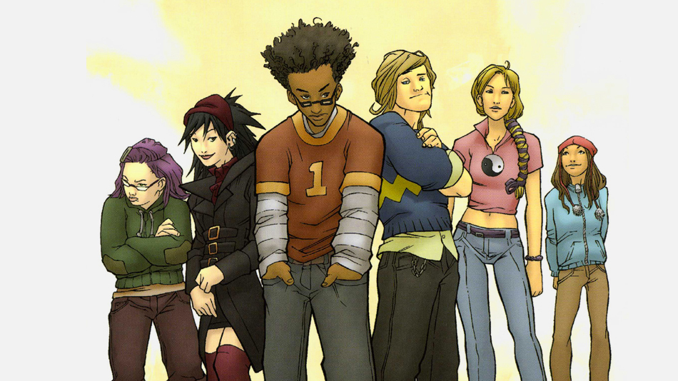 Runaways Marvel Comic