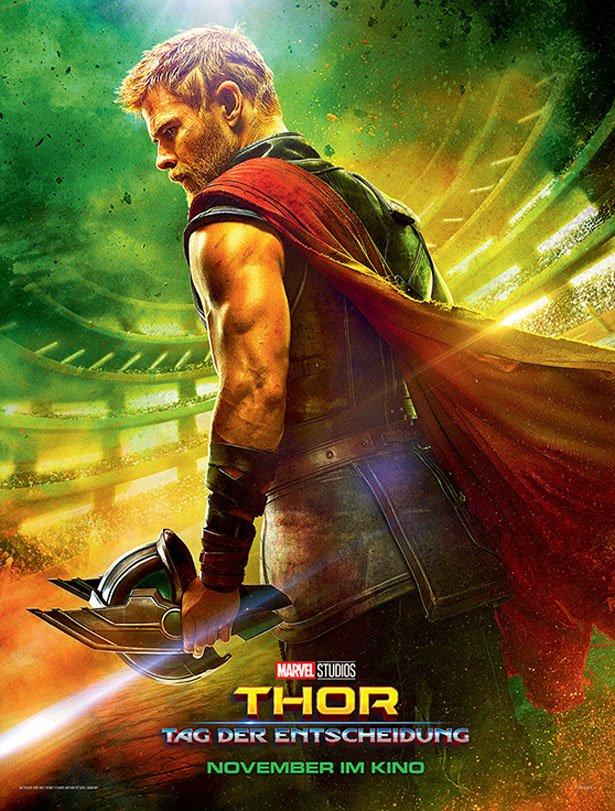 Thor Tag der Entscheidung Start Poster