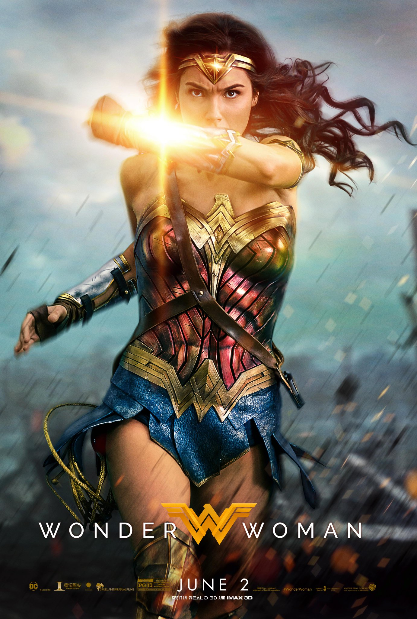 Wonder Woman finaler Trailer & Poster 4