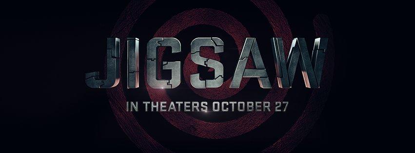 Saw 8 Jigsaw Logo