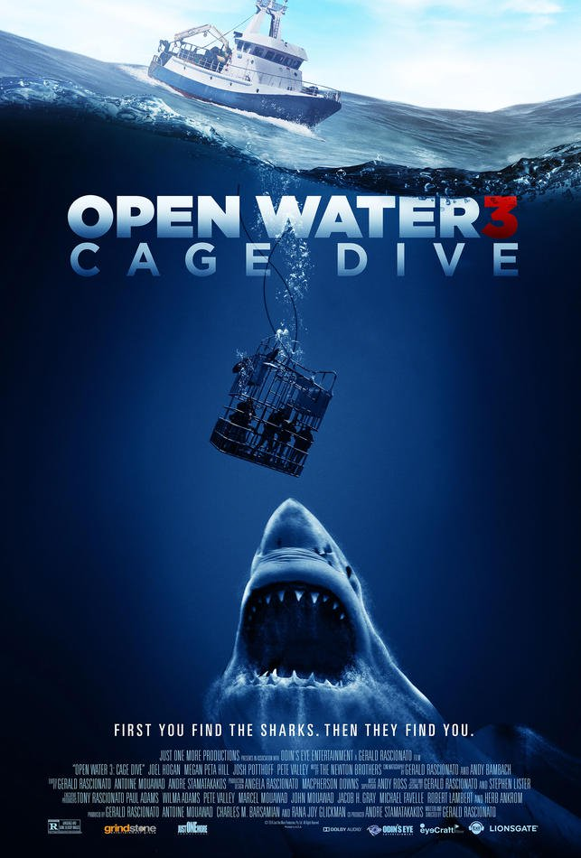 Open Water 3 Trailer & Poster