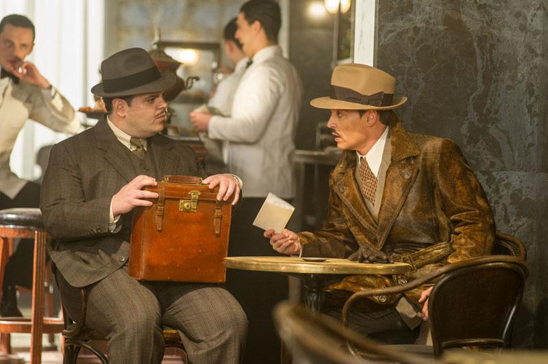 Mord im Orient Express Trailer & Bilder 3
