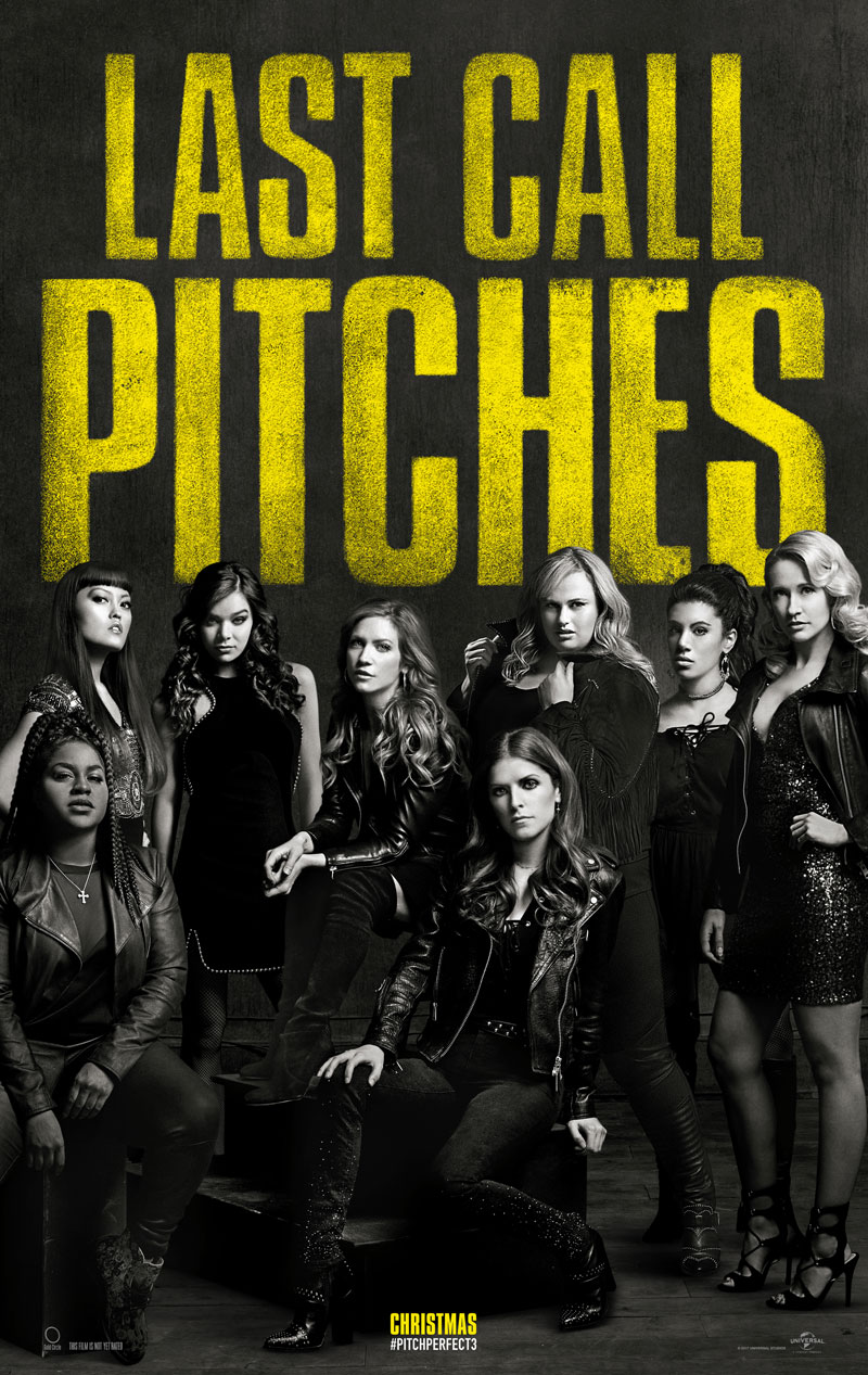 Pitch Perfect 3 Poster 1