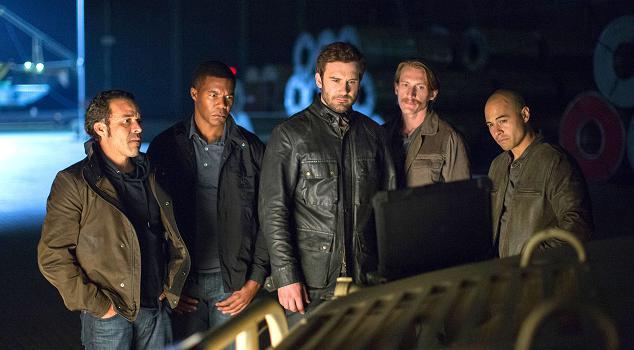 Taken Staffel 2 Cast