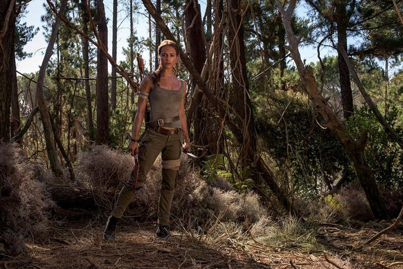 Tomb Raider Film Reboot Bild 2