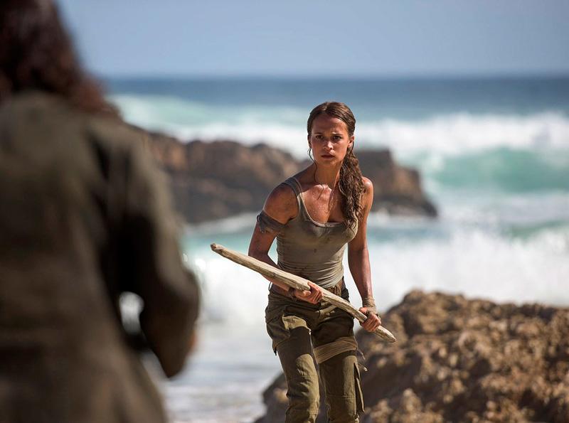 Tomb Raider Film Reboot Bild 1