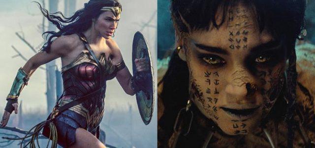 Box-Office USA: Wonder Woman hält sich fantastisch, Die Mumie enttäuscht