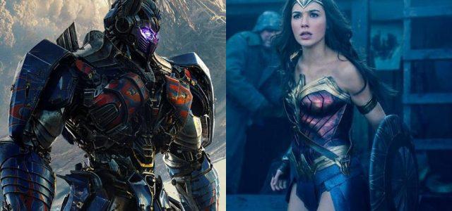 Box-Office USA: Transformers 5 floppt, Wonder Woman knackt $300 Mio